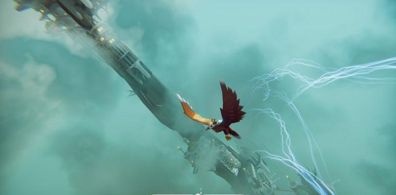 The Falconeer – Neues Fantasy-Flugkampf-RPG angekündigt