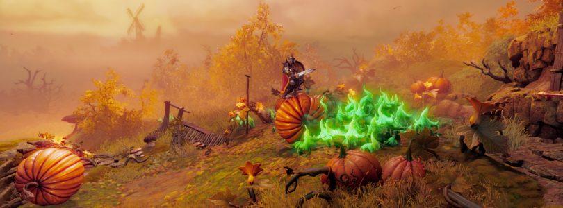 Trine 4 – Neues Gameplay-Video zeigt Gegner und Rätsel