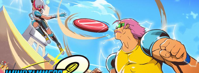 Windjammers 2 – Ein frischer Trailer und weitere Infos von der gamescom 2019