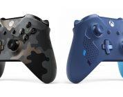 XBox Wireless Controller – Neue Designs Night Ops Camo & Sport Blue angekündigt