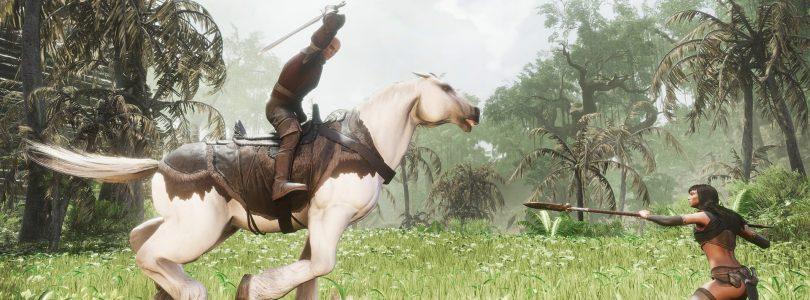Conan Exiles: Isle of Siptah – Update 2.3 bringt endlich NPCs