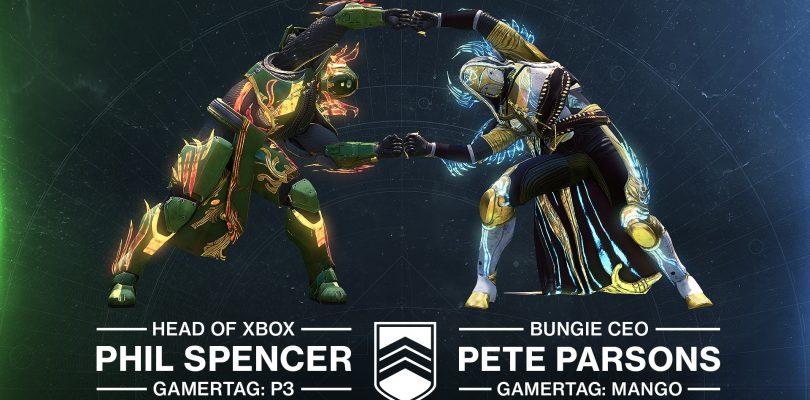 Destiny 2 – Livestream mit Phil Spencer und Pete Parsons