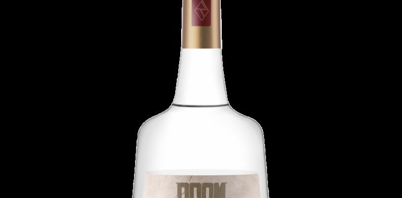 """Doom kann nun auch als """"Bone Wodka"""" getrunken werden"""
