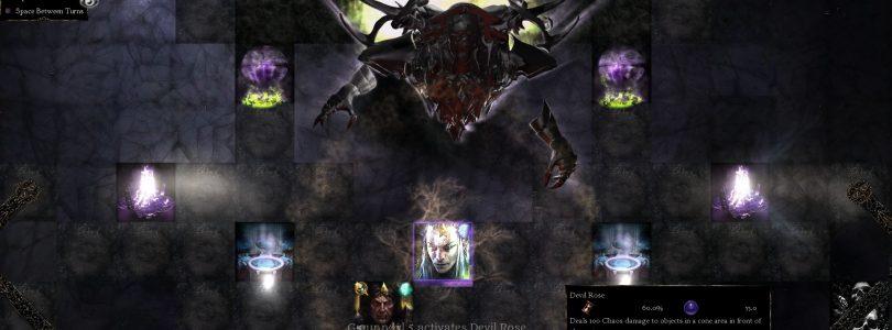 Eidolons Netherflame – Soulslike trifft auf Taktik-RPG