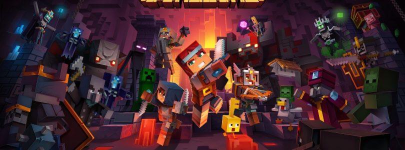 """Minecraft Dungeons – Erstes DLC """"Jungle Awakens"""" veröffentlicht"""
