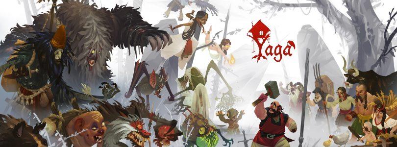 Yaga – Vorbestellerphase im Epic Games Store gestartet