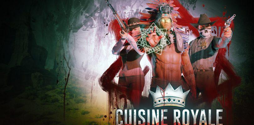 """Cuisine Royale – """"Black Sun""""-Update bringt neuen Charakter, Waffen und Mehr"""