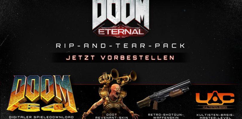 Doom Eternal – Trailer zur Kampagne veröffentlicht