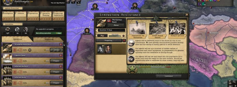 "Hearts of Iron IV – Neues DLC ""La Résistance"" angekündigt"
