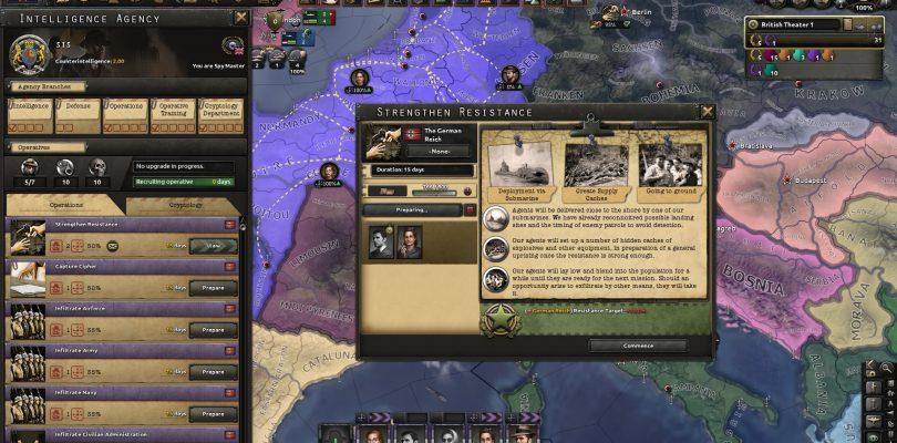 """Hearts of Iron IV – DLC """"Battle for the Bosporus"""" veröffentlicht"""