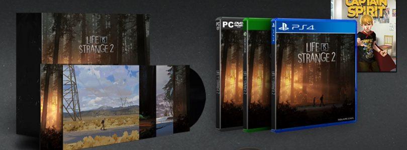 Life is Strange 2 kommt als Collectors und Standard Edition in den Handel
