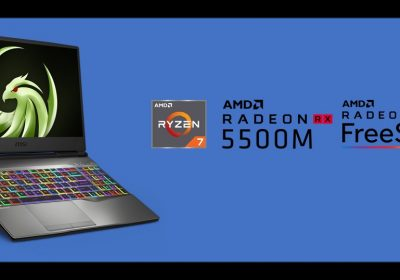 MSI Alpha 15 – Erster Gaming-Laptop mit 7-nm-Grafik startet im November in den Handel