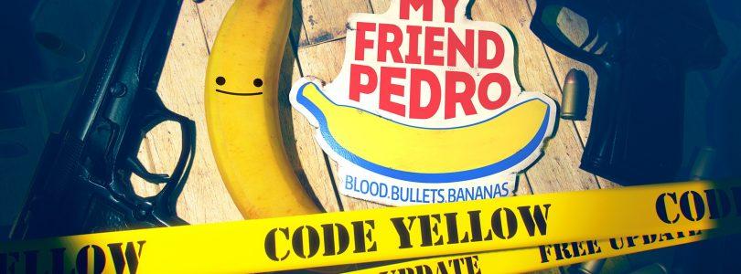 My Friend Pedro – Code Yellow Update bringt neue Funktionen