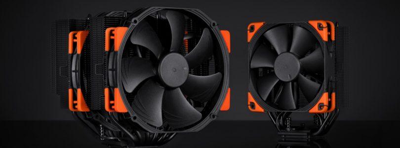 Noctua stellt neuen CPU-Kühler chromax.black vor