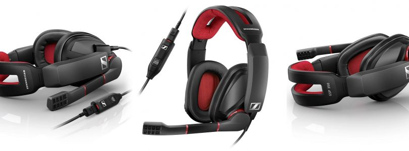 Hardware-Test: Sennheiser GSP 350 – Ein geniales Gaming-Headset?