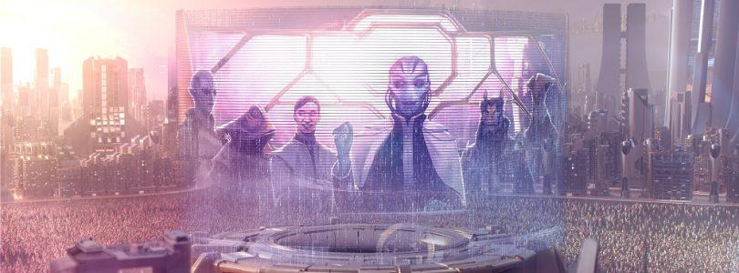 """Stellaris – Hier ist der Launch-Trailer """"Federations""""-DLC"""