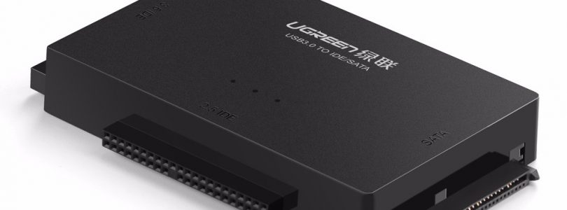 Test: UGREEN USB 3.0 Festplatten Dockingstation – Ein geniales Gadget