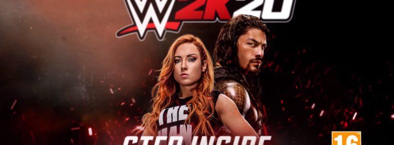 """WWE 2K20 – Erster Gameplay-Trialer """"Let Me In"""" veröffentlicht"""