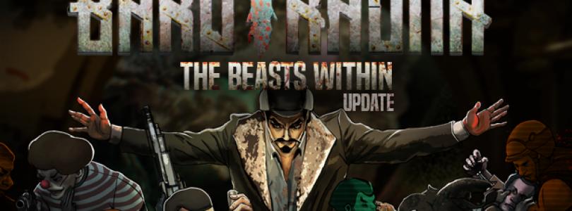 """Barotrauma – Großes Update """"The Beasts Within"""" veröffentlicht"""