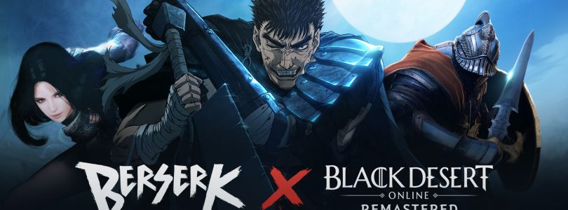 Berserk x Black Desert Online – Crossover-Event gestartet, Ende am 06. Dezember