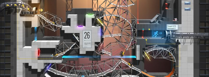 "Bridge Constructor Portal – Neues DLC ""Proficiency"" angekündigt"