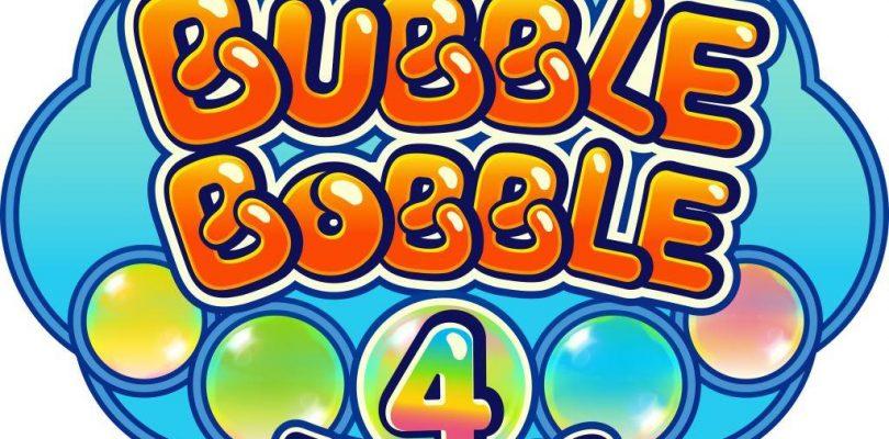 Bubble Bobble 4 Friends: The Baron's Workshop startet am 30. September