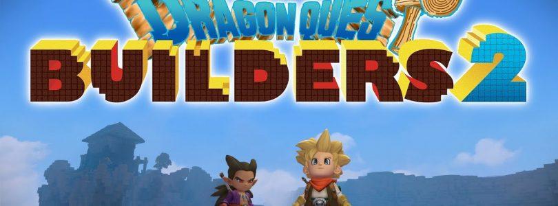 Dragon Quest Builders 2 – Demo für den PC via Steam veröffentlicht