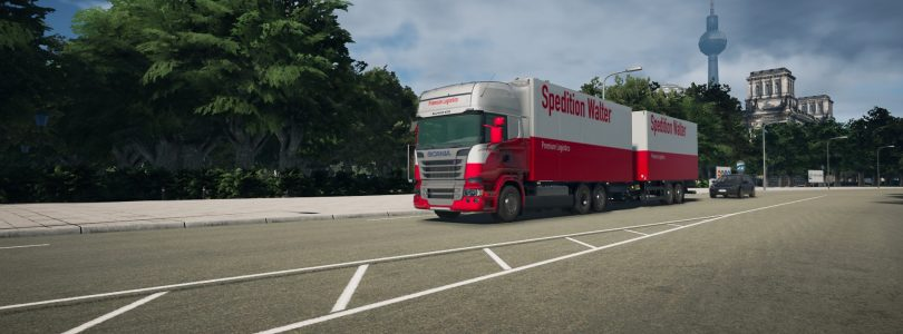 On The Road – LKW-Simulation startet am 14. November
