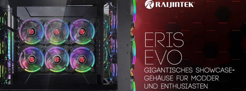 Raijintek Eris Evo – Das Showcase-Gehäuse im Detail