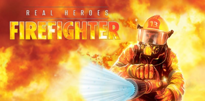 Kurznews – Real Heroes Firefighter erscheint am 27. November für Nintendo Switch