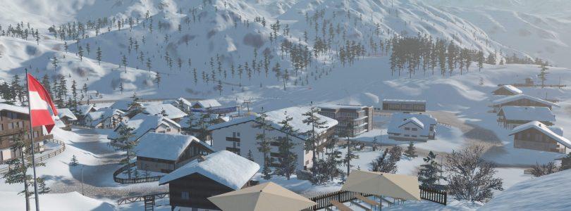 Winter Resort Simulator – Ab sofort können wir unser eigenes Winter Wonderland bauen