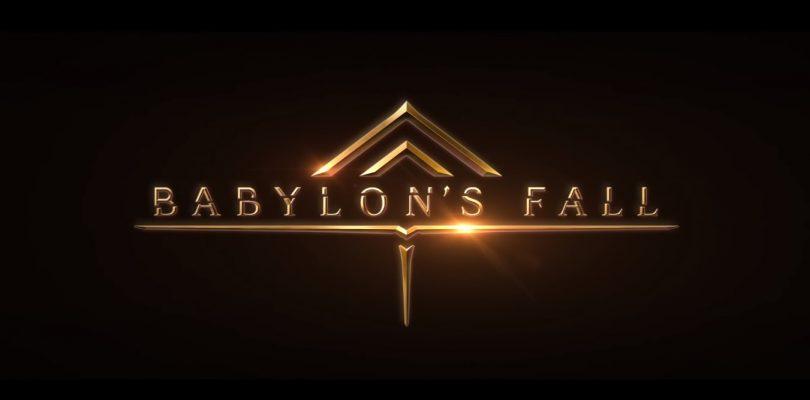 Babylon's Fall – Erster Trailer zum neuen Spiel von PlatinumGames veröffentlicht