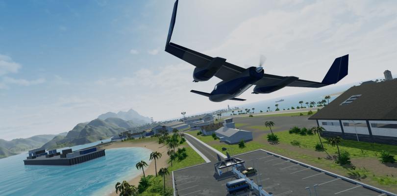 Balsa Model Flight Simulator fliegt in den Early Access