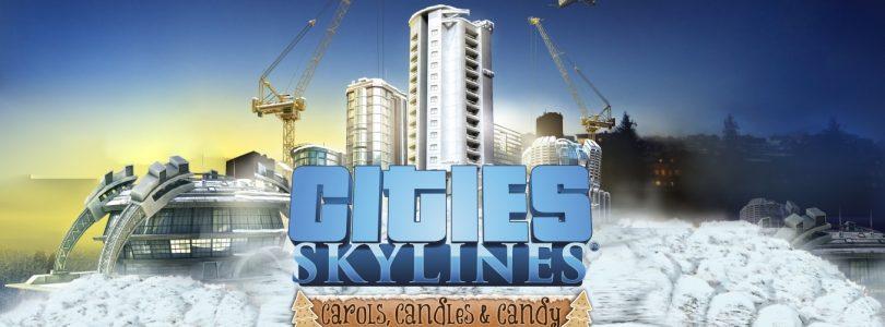 Cities Skylines – Kostenloses Update bringt weihnachtliche Lieder
