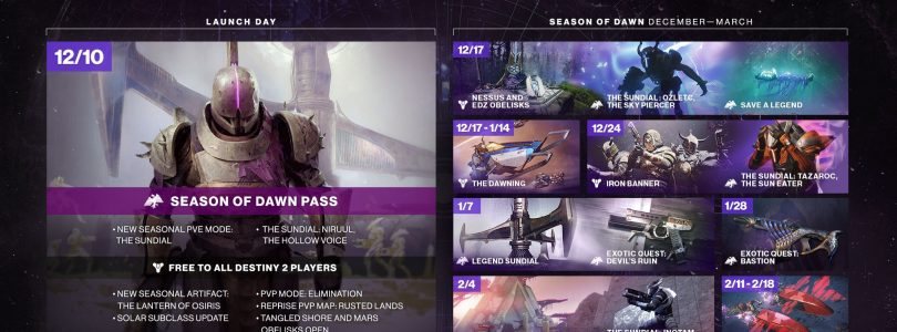 """Destiny 2 – """"Saison der Dämmerung"""" gestartet"""