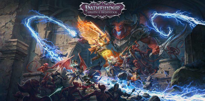 Pathfinder: Wrath of the Righteous erscheint am 02. September