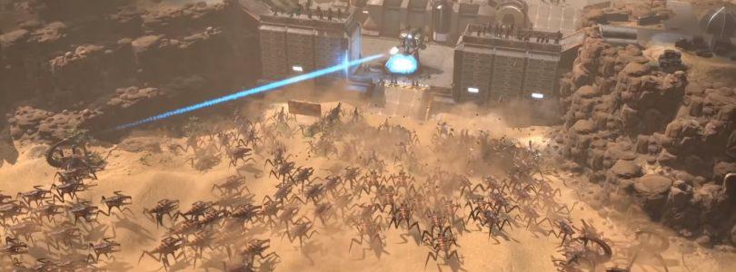 Starship Troopers Terran Command – Neues Echtzeit-Strategiespiel zum legendären Film-Klassiker angekündigt