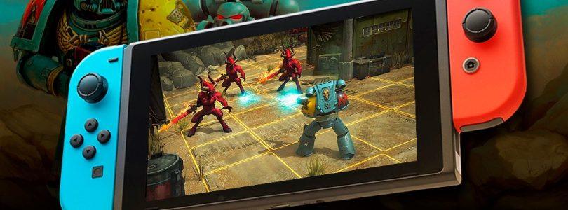 Warhammer 40.000: Space Wolf startet am 23. Januar auf der Nintendo Switch