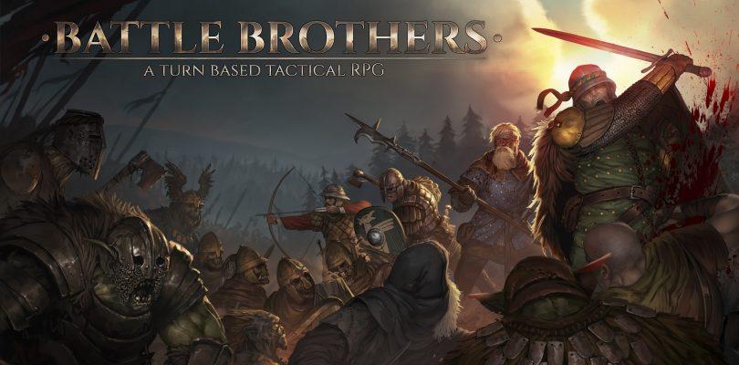 Battle Brothers – Taktik-RPG erscheint am 11. März für Nintendo Switch