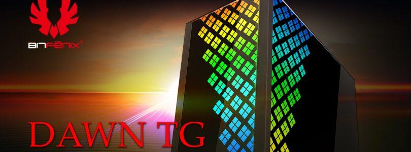 BitFenix Dawn TG – Midi-Tower mit einzigartigem RGB-Muster