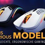 Hardware-Test: Glorious Model D – Eine ultraleichte Gaming-Maus mit RGB
