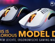 Hardware-Test: Glorious Model D – Eine ultraleichte Gaming-Maus mit RGB