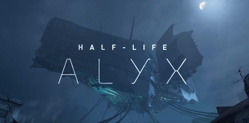 Half Life Alyx – VR-Shooter erscheint am 23. März