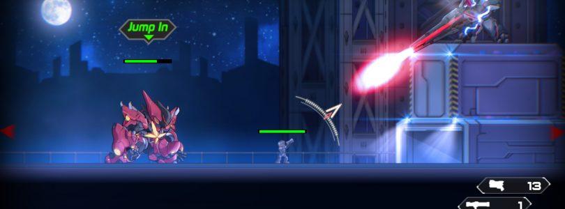 HARDCORE MECHA – Action-Platformer für die PS4 erschienen