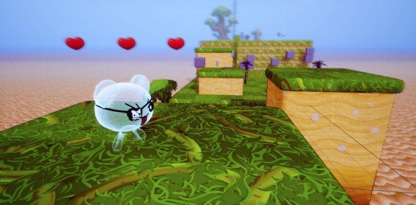 Neko Ghost, Jump! – Trailer zeigt den Wechsel zwischen 2D und 3D-Ansicht