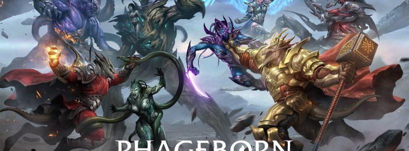 Phageborn – Online-Sammelkarten-Spiel startet in die Open Beta