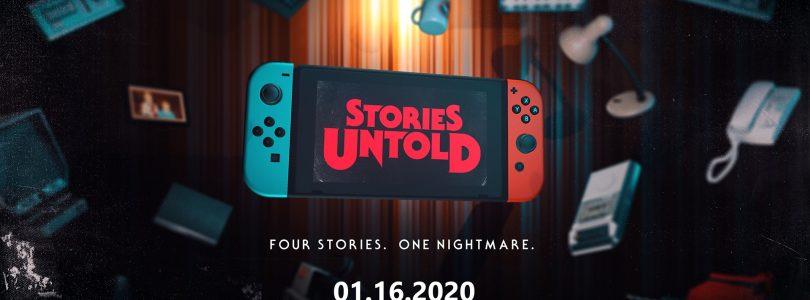 Stories Untold – Puzzle-Adventure für XBox One und PS4 erschienen