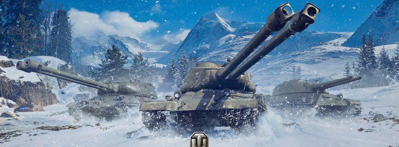 World of Tanks – MMO von Wargaming erhält Battle Pass