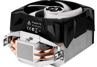 Arctic Freezer 7 X – Neue Version des CPU-Kühlers veröffentlicht