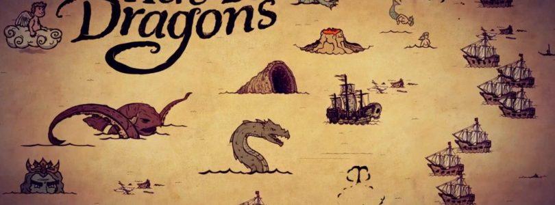 Test: Here Be Dragons – Eine spannende und strategische Bootsreise